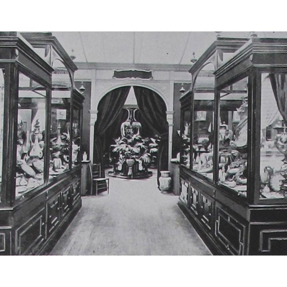 Wiener Museum Chicago Exhibition View