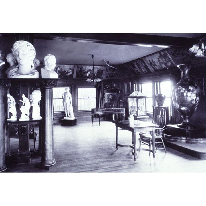 Wiener Museum Northwestern Guild Original Display