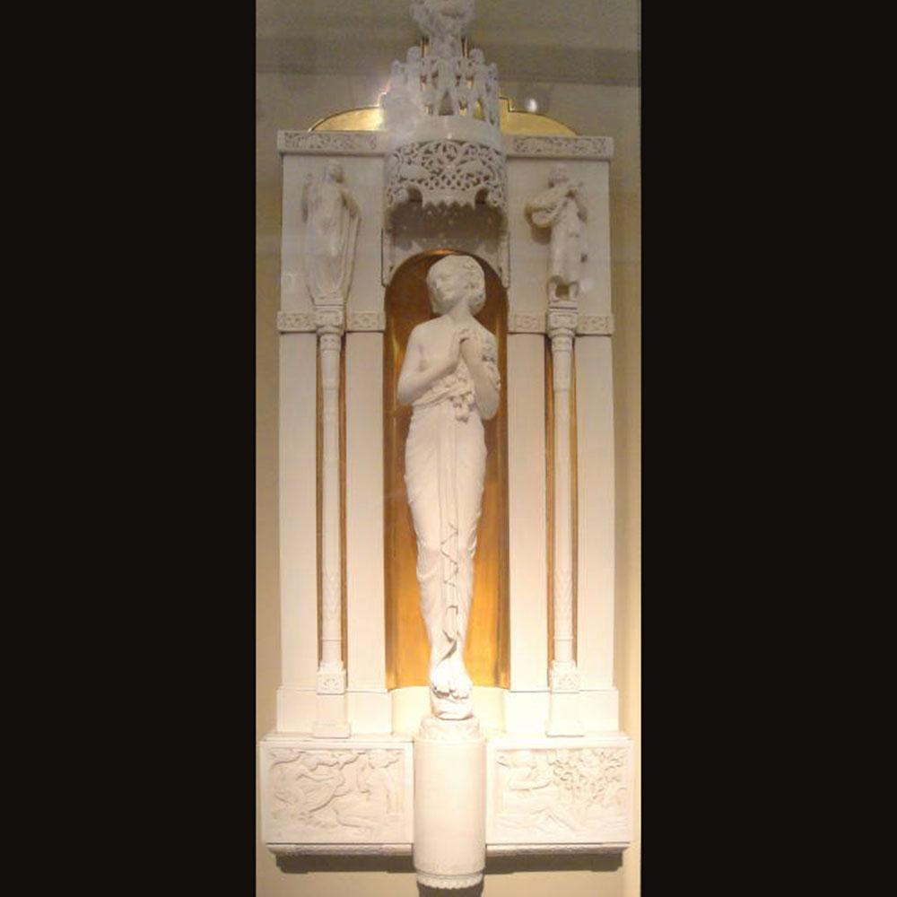 Wiener Museum Primavera Garbe Ivory