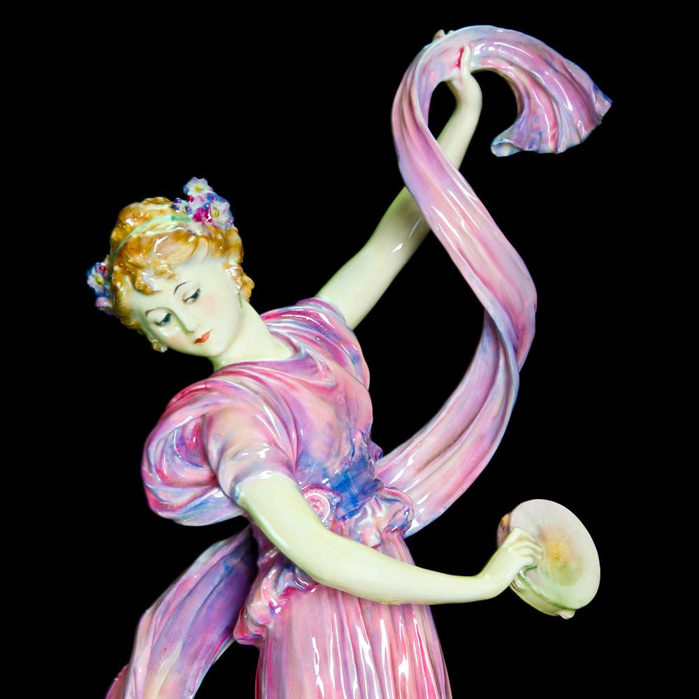 Wiener Museum Dancing Figure Detail