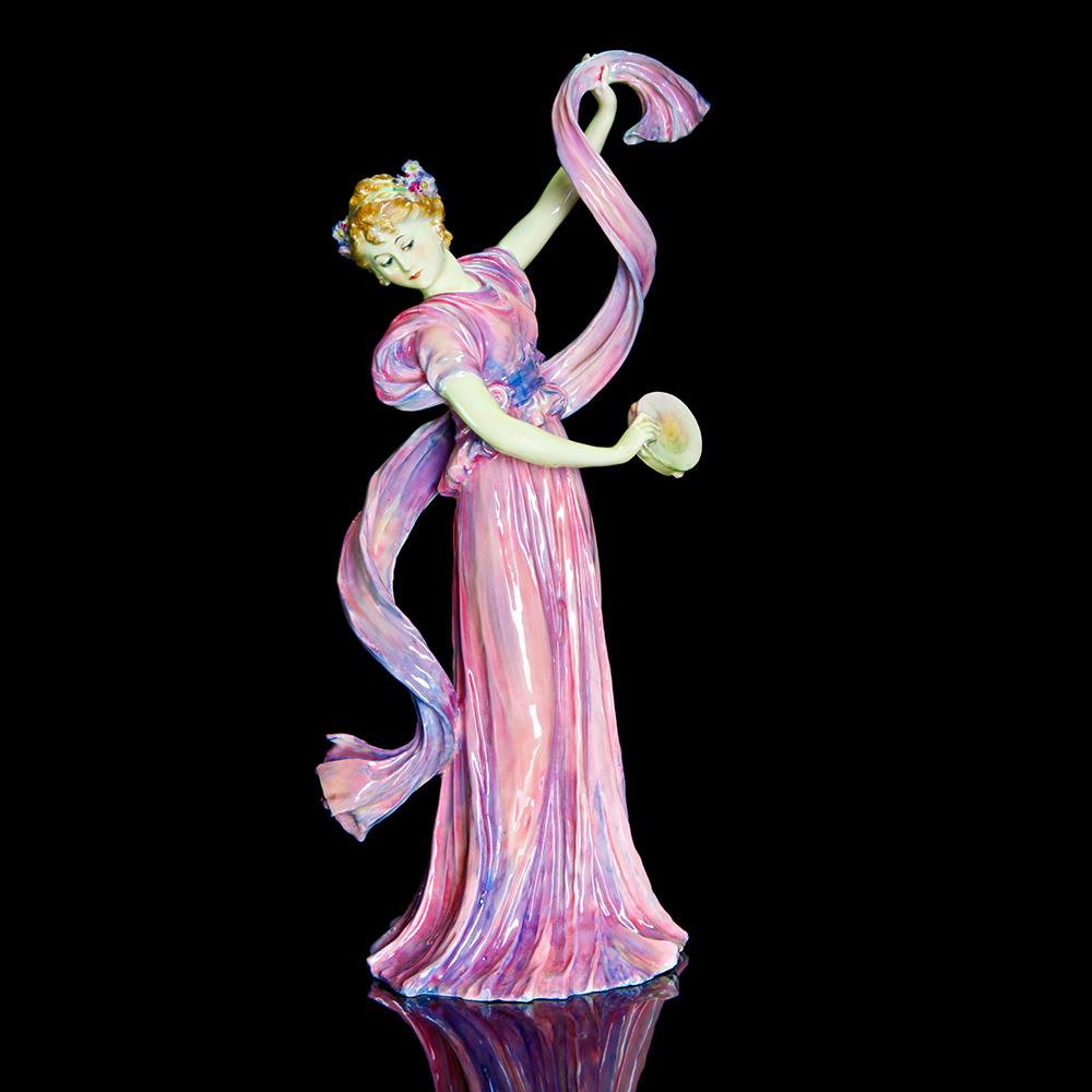 Wiener Museum Dancing Figure