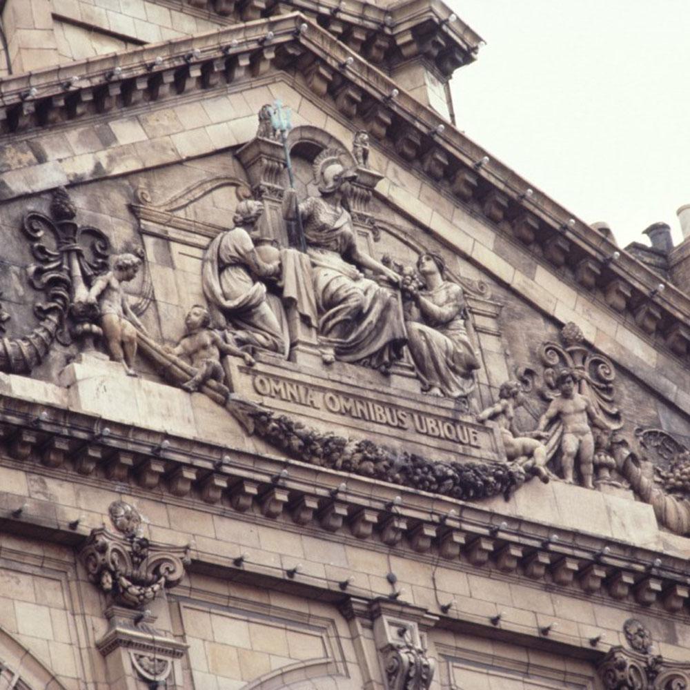 Wiener Museum Harrods Detail