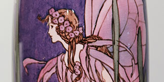 Wiener Museum Margaret Thompson Fairy Bluebells